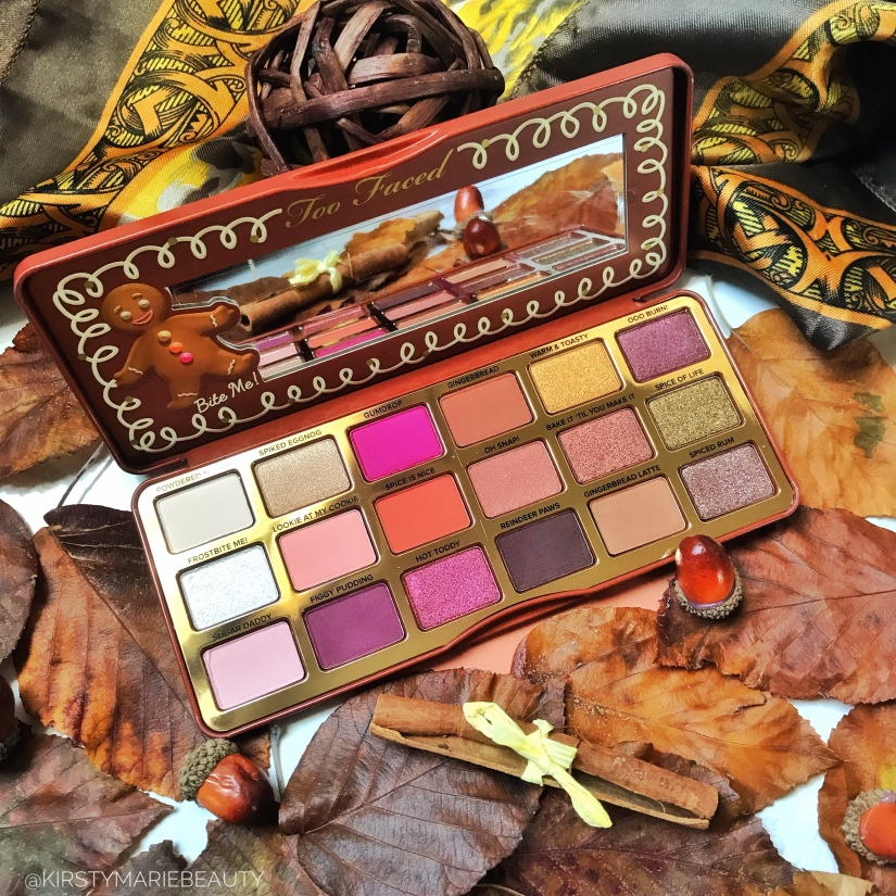 Gingerbread Spice – Too Faced!